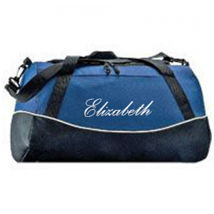 Cheerleading Bags Sport with Name in Script Font-0