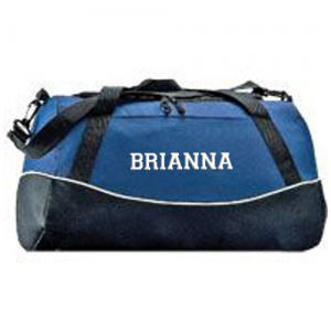 Cheerleading Bags Sport with Name in Full Block Font-0