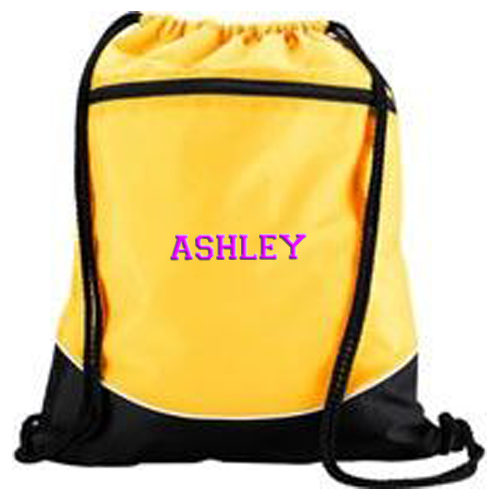 Cheerleading Backpack Bags with Full Block Font-0