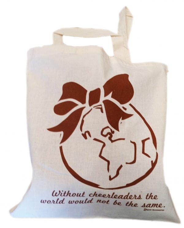 Cheerleading Tote Bag-26033