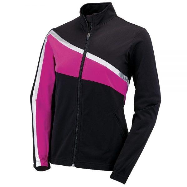 Cheer Warm Up Aurora Jacket-0