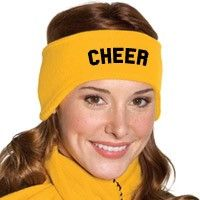 Cheerleading Headband Fleece Cheer-0