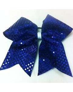 Cheerleader Competition Bow Sequins Two Pack-0