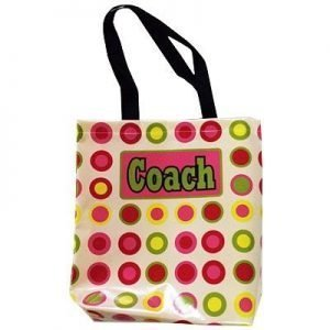 Cheer Coach Tote Bag-0