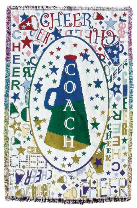 Cheerleading Coach Throw with Megaphone 6 remaining-0