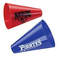 "Mini 7"" Plastic Megaphone w/Custom Imprint-0"