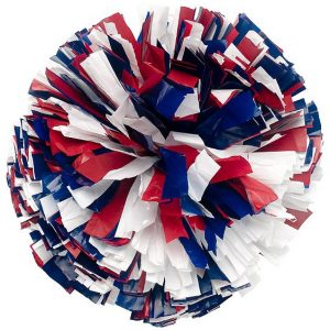Custom 3 Color Mix Youth Plastic Cheer Show Pom-0