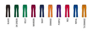 Cheerleading Tricot Warm Up Pant -0