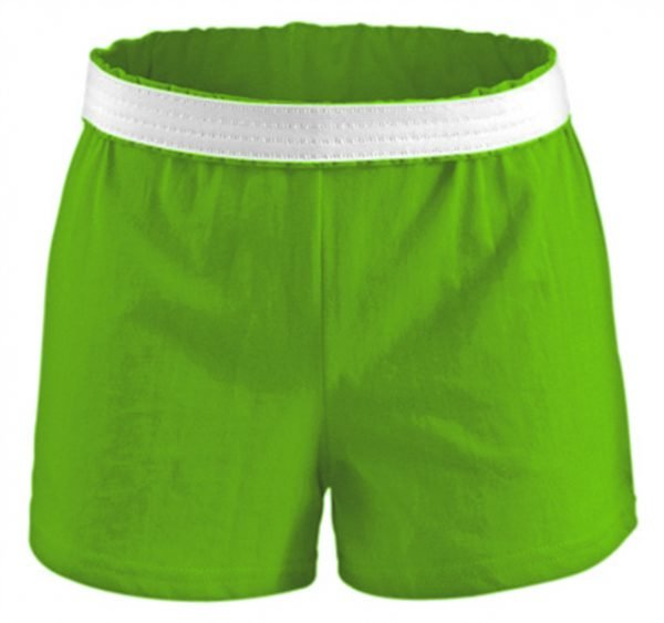 We recommend this Neon Green short (m037) for this shirt.