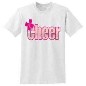 Cheerleading T-Shirt Cheer Spirit Tee T560-39-5-0