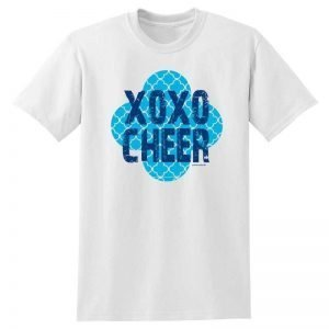 Cheerleading Tee Shirt T565 Limited Supply 4 YS, 2 AS, 7 AM, 11 AL, -0