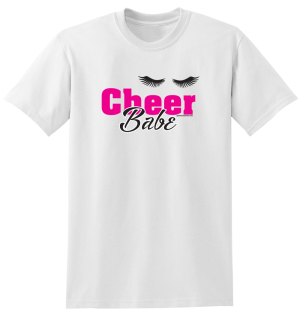 Cheerleading Tee Shirt T572-0