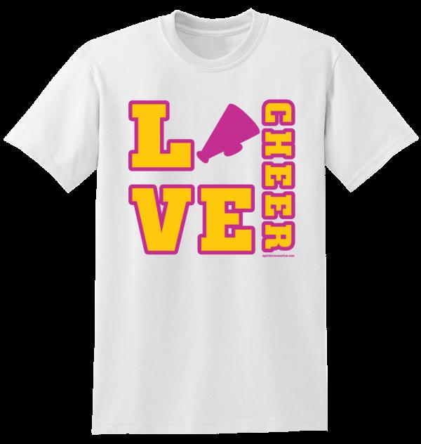 Cheerleading Tee Shirt T581 Limited Supply 5 YS, 1-XXL-0