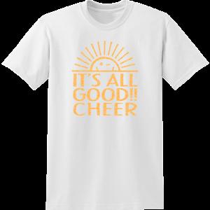 Cheerleading Tee Shirt T585-0